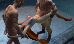 Hardcore 3D Hentai Super Chick And Gangbang | 3DHentai.tube