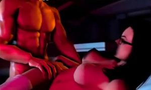 » Uncensored 3D Hentai Miranda Makes You Crazy