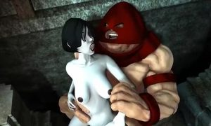 Uncensored Huge 3D Hentai Cock | 3DHentai.tube
