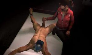 » Uncensored 3D Hentai Slap My Ass