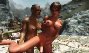 Shemale 3D Hentai The Bloodrage | 3DHentai.tube