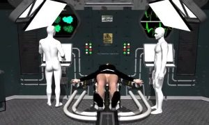 3D Hentai Abduction Of XXX Agent Shelly | 3DHentai.tube