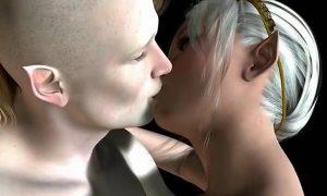 Uncensored 3D Hentai Alien Dream Girl | 3DHentai.tube